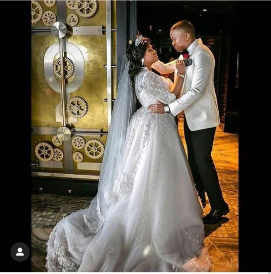 CONGRATULATIONS-Tunde-Demuren-Celebrates-4th-Year-Wedding-Anniversary-With-Wife-Toolz-Oniru-Demuren-Teelamford