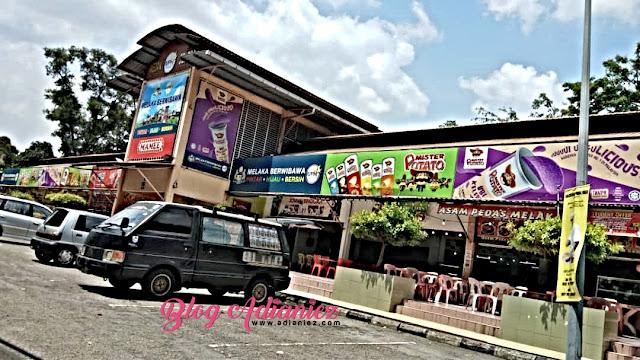 Kacang Pool Haji, Medan Selera Bomba, Larkin | Kini Di Ayer Keroh, Melaka