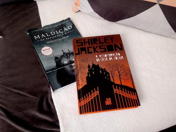 A Assombração da Casa da Colina | Shirley Jackson