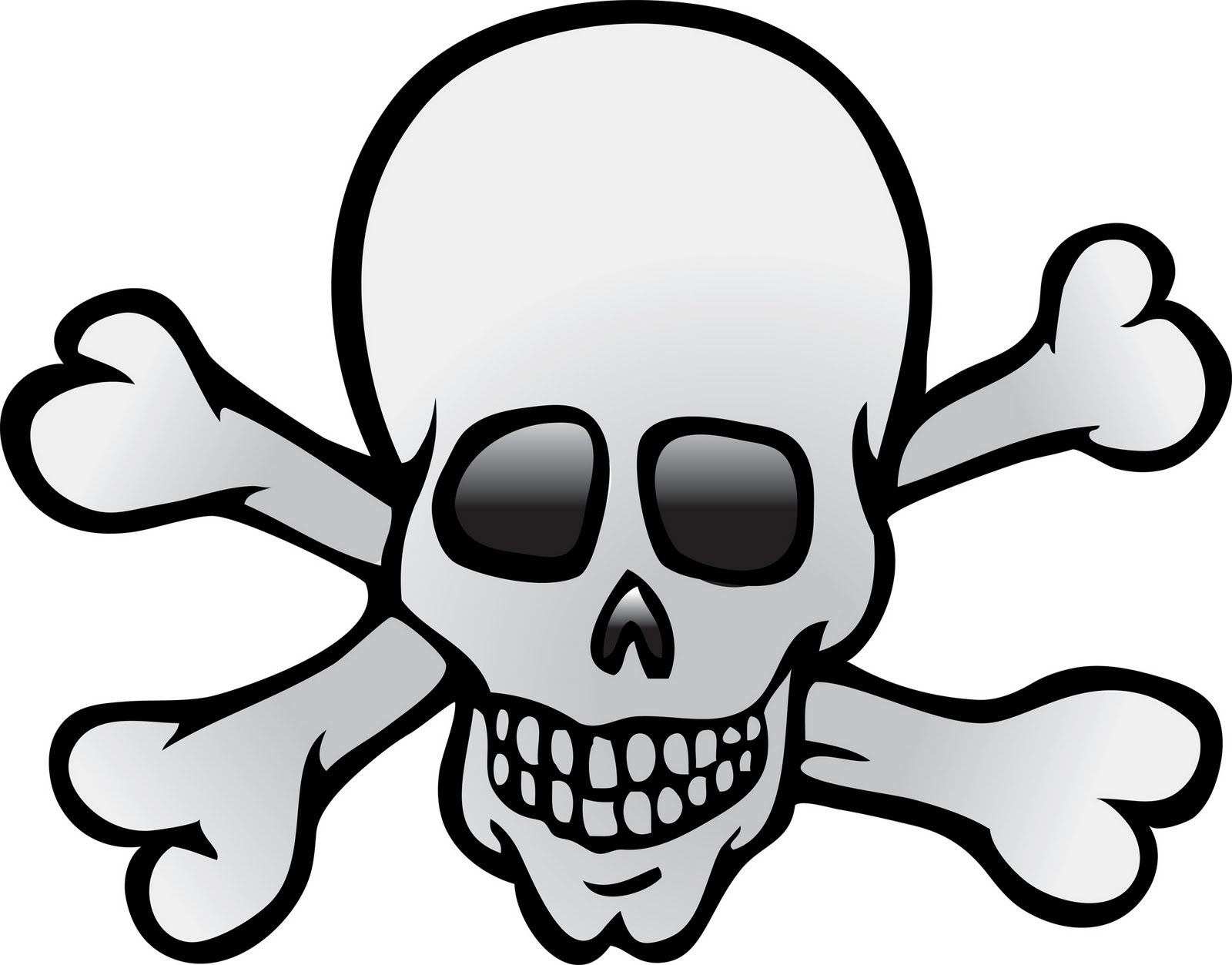 Pirate Skull and Crossbones - Bing images