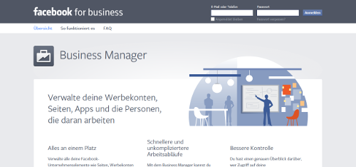 Der Facebook Business Manager
