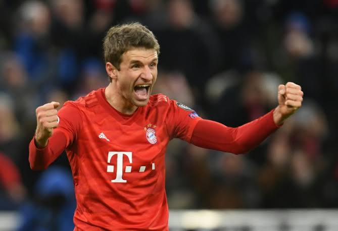 Barcelona looked overly relaxed ahead of the 8-2 defeat to Bayern Munich: Muller