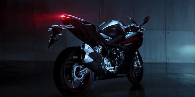 GARANG : Wajah Baru Honda CBR 250RR Yang Resmi Rilis, Penantang Kawasaki Ninja 250