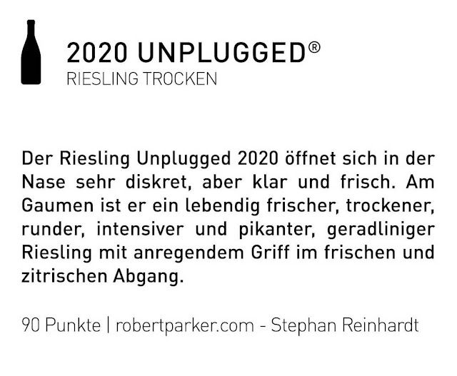 Riesling Unplugged 2020