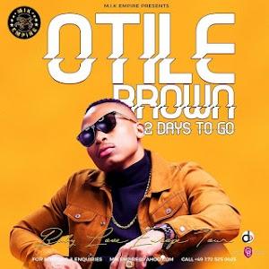 Download Audio   Otile Brown - Nitulie