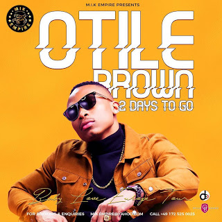 Download Audio | Otile Brown - Nitulie