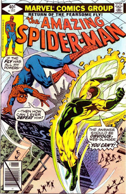 Amazing Spider-Man #193, The Fly