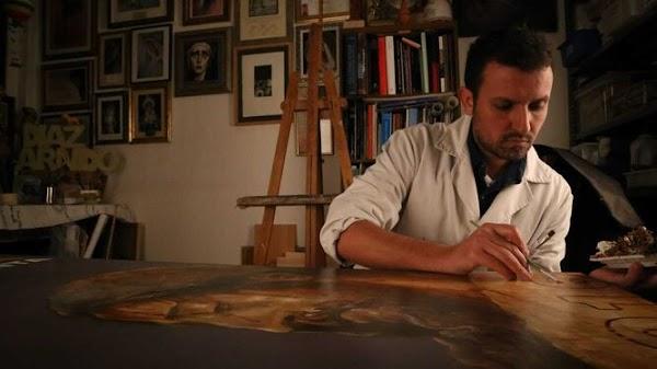 Antonio Díaz Arnido pintará la Semana Santa de Almería del próximo año
