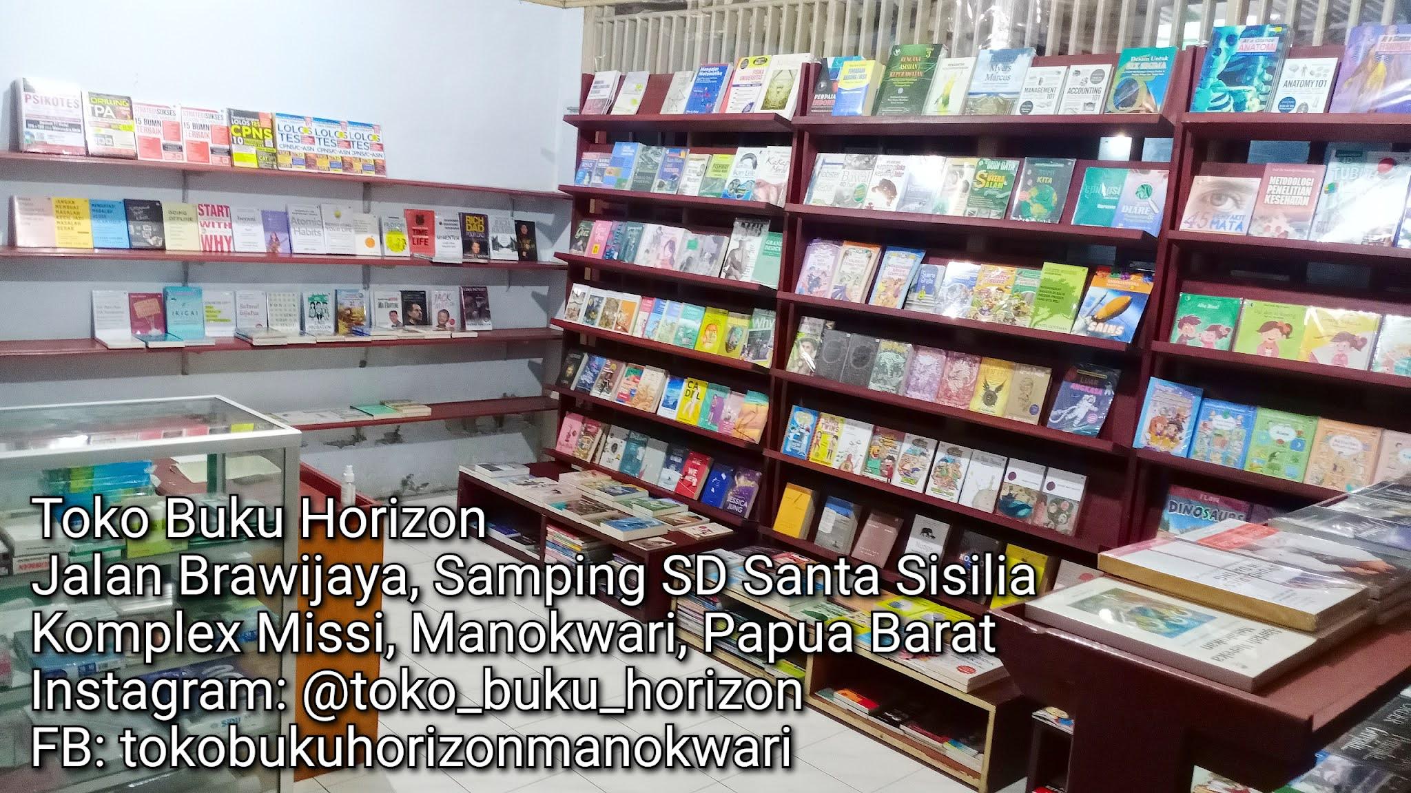 buku novel, pengembangan diri, textbook kuliah dan buku pelajaran sekolah dasar