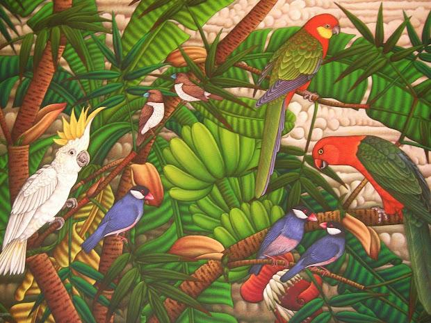 Nickyskye Meanderings Walter Spies And Balinese Art