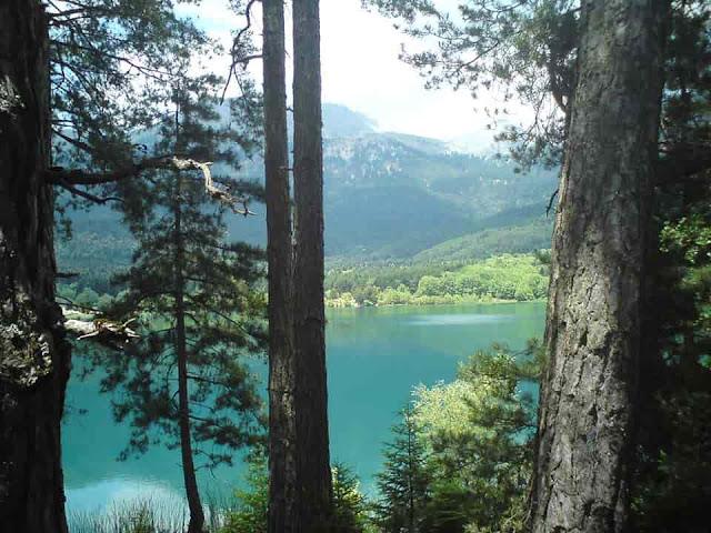 Λίμνη Δόξα, Φενεός