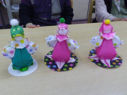 クリスマス 折り紙 折り紙クラブ : kouseikai-flora.blogspot.com