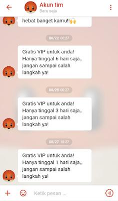Cara Mendapatkan VIP Tantan Gratis