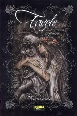 Favole I: Lágrimas De Piedra, de Victoria Francès