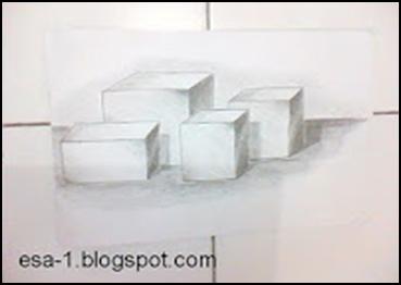 Seni Rupa Smpk 6 Penabur Menggambar Bentuk