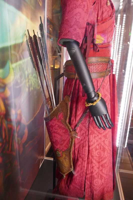 Shang-Chi Ten Rings Katy costume detail