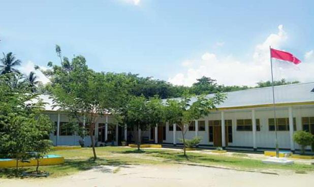 Gedung Universitas Madako Tolitoli.