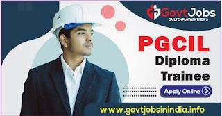 PGCIL Diploma Trainee