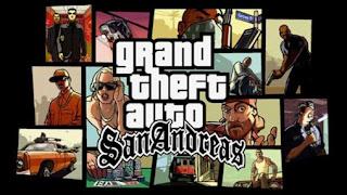لعبة GTA SAN ANDREAS سان أندرياس للاندرويد برابط واحد على الميديافاير APK+DATA