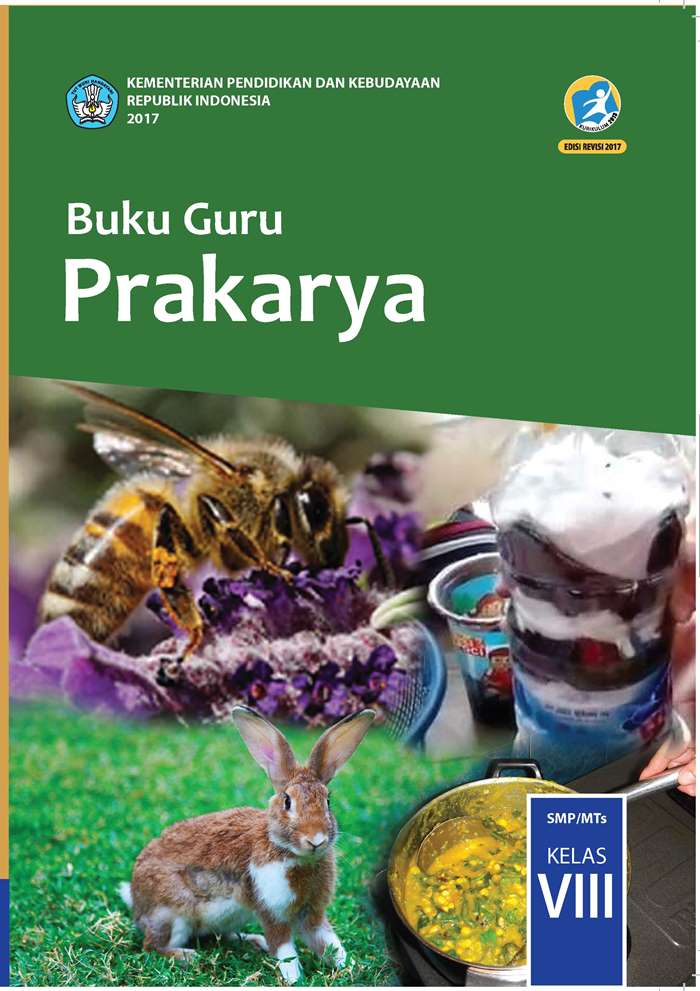 Buku Guru Kelas 8 Prakarya