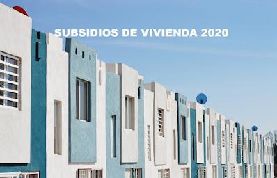 Estos son algunos de los valores de los subsidios de vivienda 2020 para adquirir su casa propia que ofrece el gobierno nacional