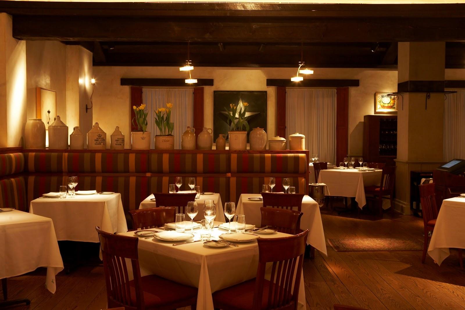 Gramercy Tavern Restaurant New York