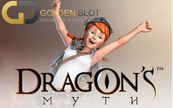 Golden Slot เกมสล็อต Dragons Myth ยอดนิยม