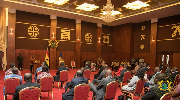 """""""COVID-19 Presents Ghana With Opportunity To Increase Manufacturing Capacity"""" – President Akufo-Addo"""