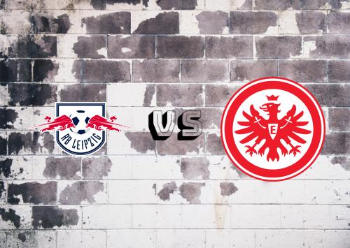 RB Leipzig vs Eintracht Frankfurt  Resumen