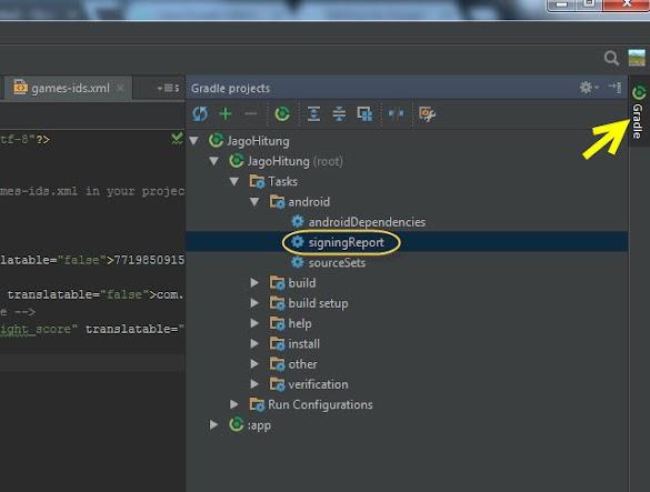 2 Cara Gampang Mendapat Instruksi Api Key Sha1 Di Android Studio