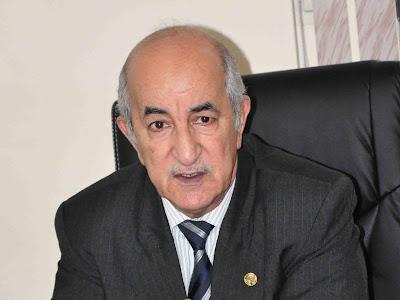 تبون يستقبل سفيرإسبانيا بالجزائر