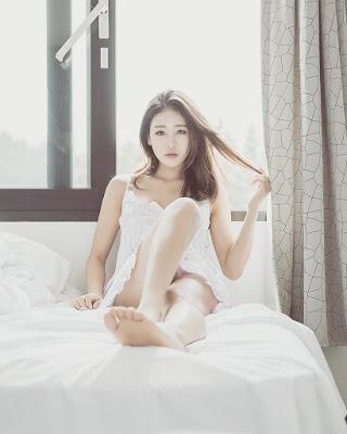 Hadam artis korea selatan seksi dan manis