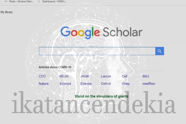 Akses Google Cendekia