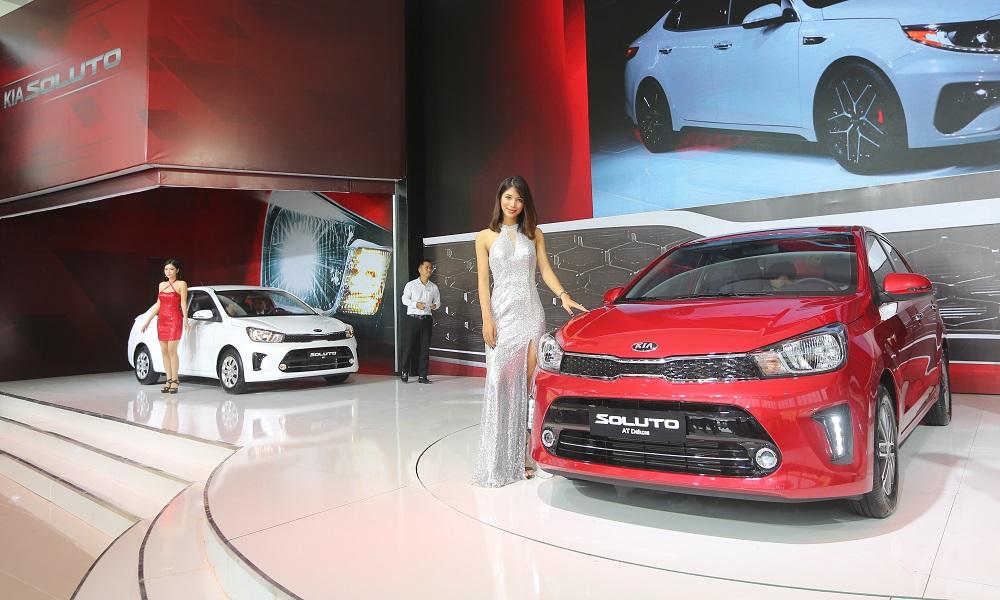 Kia Soluto đạt doanh số kỷ lục tại Việt Nam