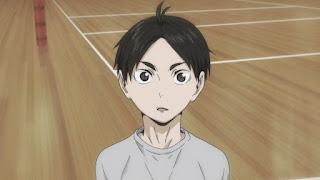 ハイキュー!! アニメ4期 | 伊達工業高校 作並 浩輔 Sakunami Kōsuke | DATE TECH HIGH | Hello Anime !