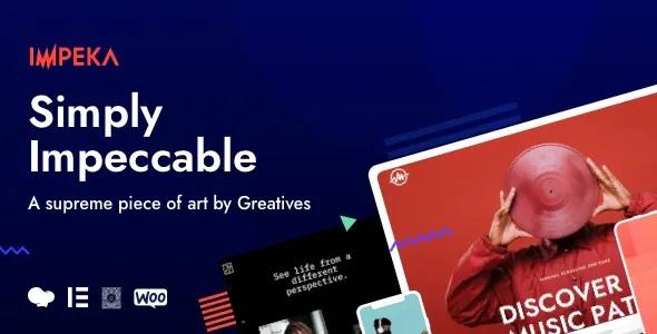 Best Creative Multipurpose WordPress Theme