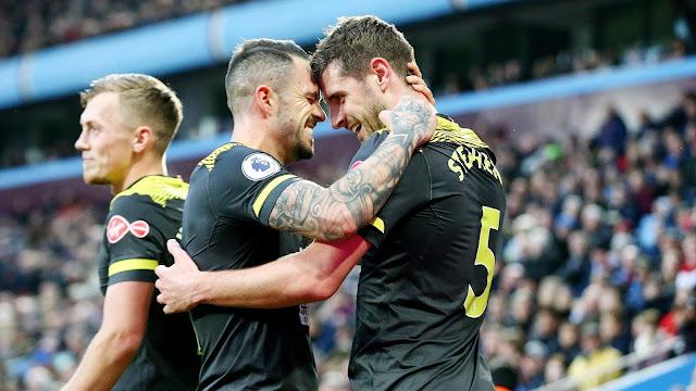 Aston Villa vs Southampton Highlights