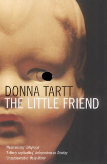 Book cover for Donna Tartt's The Little Friend in the South Manchester, Chorlton, and Didsbury book group