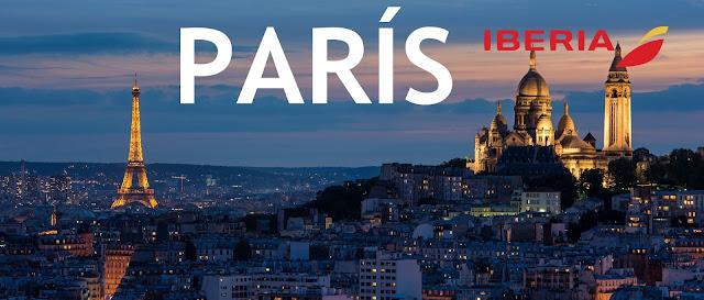 Ruta Vigo - París, con Air Nostrum