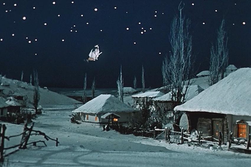 Retro Fever - Обзор фильма «Вечера на хуторе близ Диканьки» («Ночь перед Рождеством», 1961)