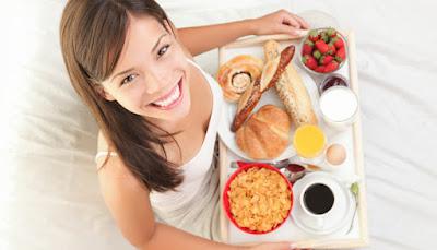 मोटापे से बचने के लिए भरपूर नाश्ता करें Have a lot of Breakfast to Avoid Obesity