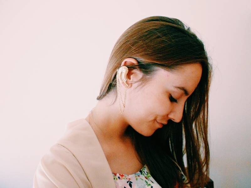 NEW IN \ Ear Cuff From Tidebuy