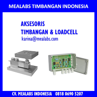aksesoris timbangan dan loadcell  mealabs timbangan indonesia