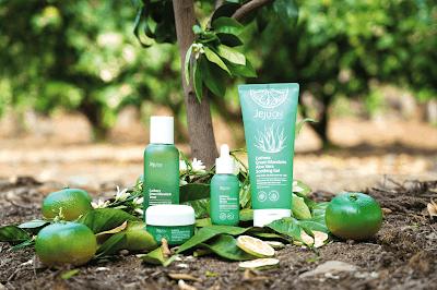 JEJUON Cuthera Green Mandarin Skin Care