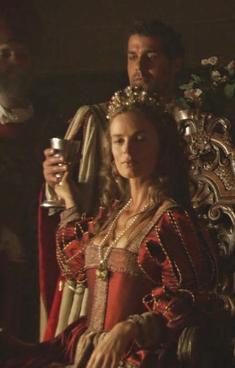 Doux Reviews: The Tudors: His Majesty, the King