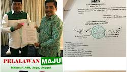 PKB Dukung Ketua NU Pelalawan, Zukri – Nasaruddin Maju Pilkada Pelalawan