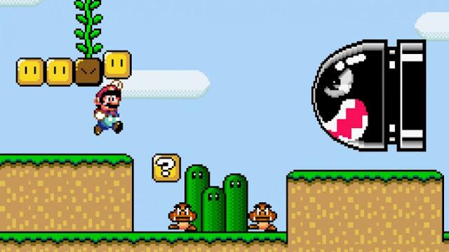 Imagem do Super Mario World