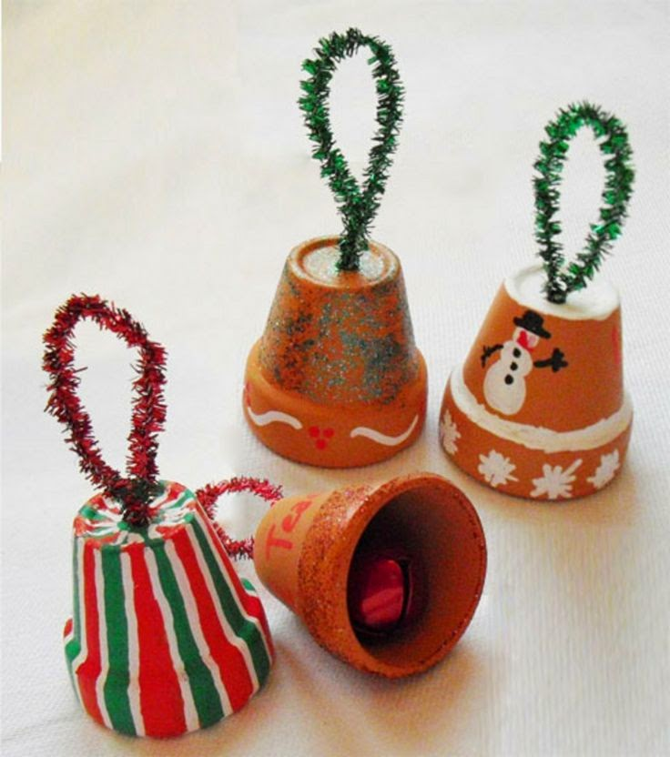 Campanas navide as ideas para decorar en navidad for Christmas craft shows in delaware