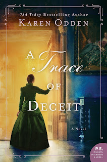 IMG 1899 - Interview with Karen Odden, author of A TRACE OF DECEIT