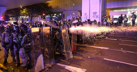 Kína megerősítette elutasító álláspontját a hongkongi tüntetéshullámmal kapcsolatban